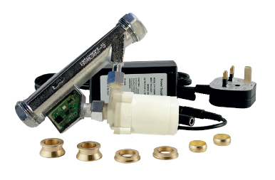 SP2B Fully Automatic ShowerPowerBooster
