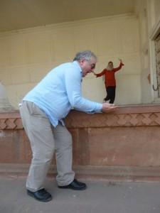 Taj Mahal Magic