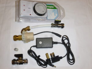 Radiator Flow Booster (V3) fits 15mm , 10mm. & 8mm