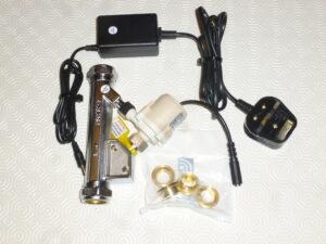 Radiator Flow Booster V1 (original) for 22mm & 15mm pipe