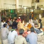 Visit to a tap manufacturer in Sadar Bazar
